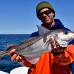Man Holding Haddock