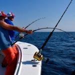 Fishermen Fishing Bluefin Tuna