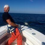 Fisherman Goofing Around