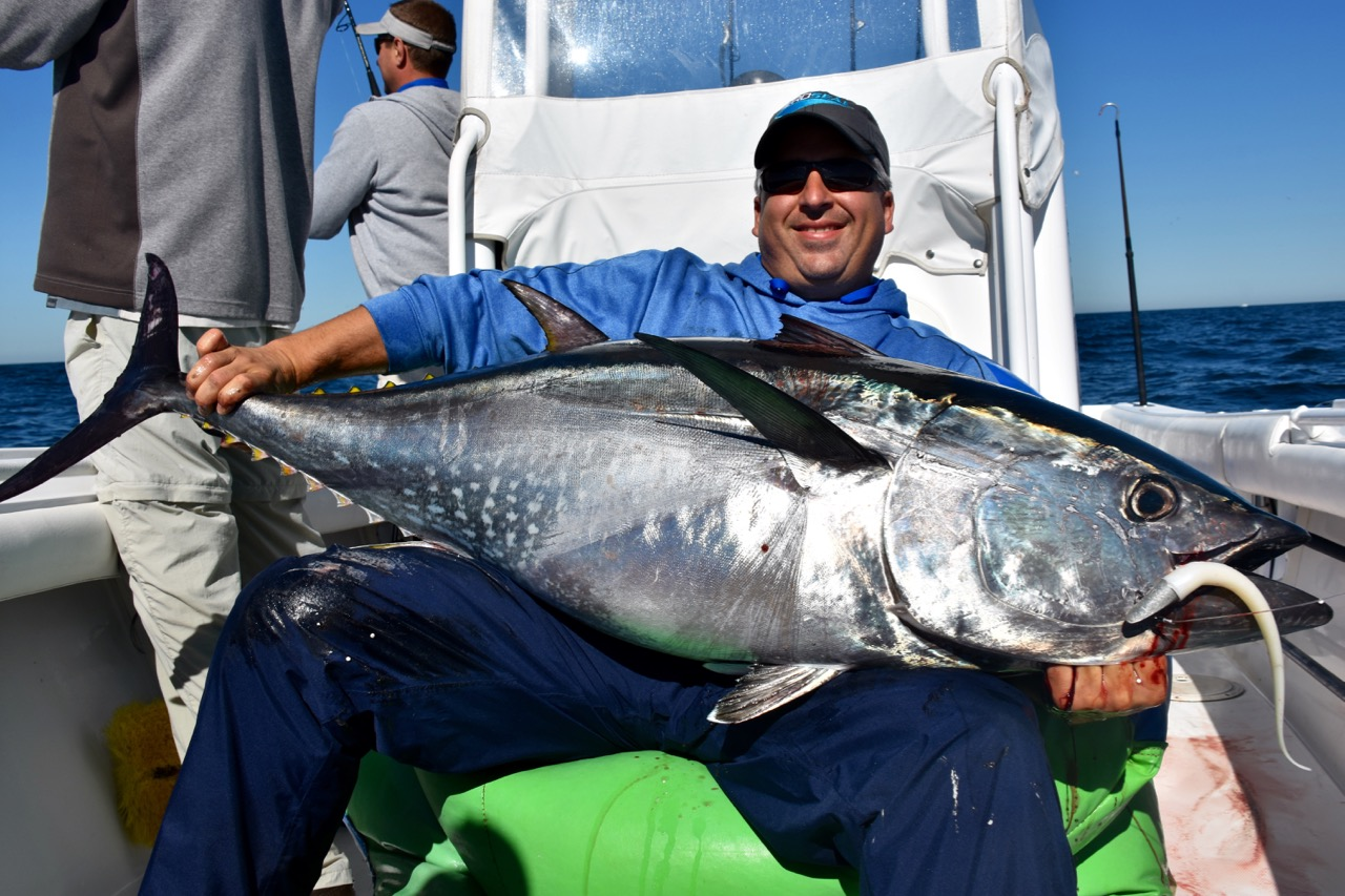 Man with huge cape cod tuna catch reel deal fishing charters for Cape cod fishing charters