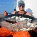 Shiny Cape Cod Tuna