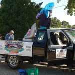 Truro 300 Parade - Reel Deal Fishing Charters Full Float