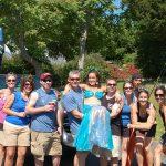 Truro 300 Parade - Group Holding Mermaid