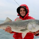 Striped Bass Fishing Charters Provincetown