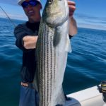 Cape Cod Light Tackle Fishing Charters Captain Ian Wall