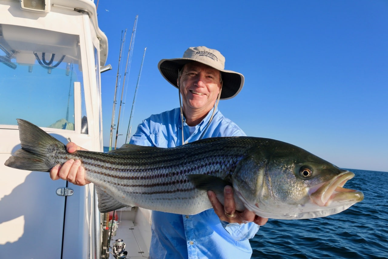 July cape cod charter fishing family fun 11 reel deal for Cape cod fishing charters