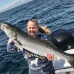 Cape Cod Fishing Excursions Reel Deal Striped Bass