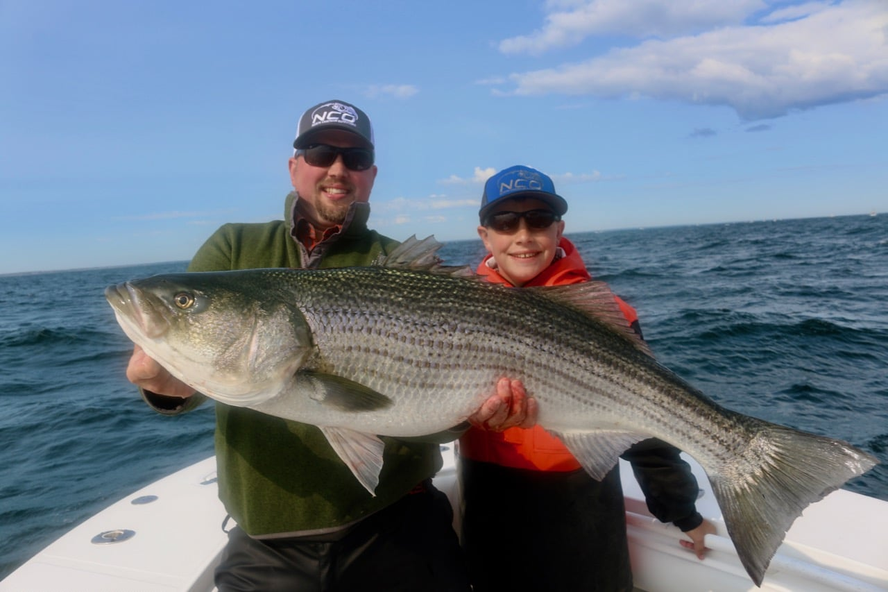 Cape Cod Fishing Excursions - Truro, Massachusetts
