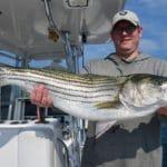 Cape Cod Fishing Report - Truro, Massachusetts