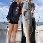 Topwater Striped Bass Fishing Cape Cod RD Bomb