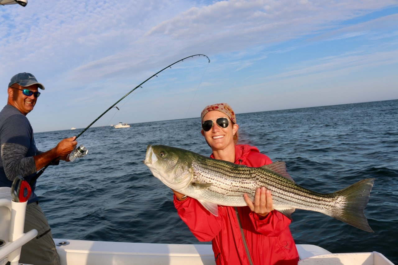 Cape Cod Light Tackle Fishing Charters