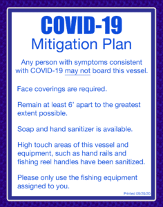 CVOID-19 Mitigation Plan