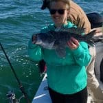 cape cod charter fishing Light Tackle