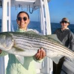 Cape Cod Fishing Charters for Striped Bass