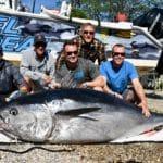 Cape Cod Bluefin Tuna Fishing